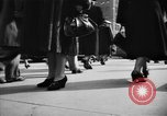 Image of Fifth Avenue New York City USA, 1950, second 34 stock footage video 65675041792