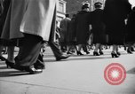 Image of Fifth Avenue New York City USA, 1950, second 44 stock footage video 65675041792
