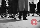 Image of Fifth Avenue New York City USA, 1950, second 45 stock footage video 65675041792