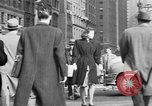 Image of Fifth Avenue New York City USA, 1950, second 53 stock footage video 65675041792