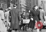 Image of Fifth Avenue New York City USA, 1950, second 54 stock footage video 65675041792