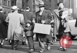 Image of Fifth Avenue New York City USA, 1950, second 56 stock footage video 65675041792