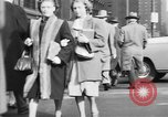 Image of Fifth Avenue New York City USA, 1950, second 59 stock footage video 65675041792
