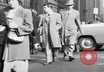 Image of Fifth Avenue New York City USA, 1950, second 60 stock footage video 65675041792