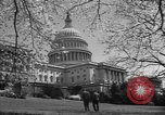 Image of Capitol Building Washington DC USA, 1950, second 4 stock footage video 65675041793