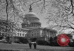 Image of Capitol Building Washington DC USA, 1950, second 13 stock footage video 65675041793