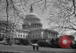 Image of Capitol Building Washington DC USA, 1950, second 20 stock footage video 65675041793