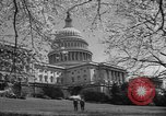 Image of Capitol Building Washington DC USA, 1950, second 23 stock footage video 65675041793