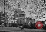 Image of Capitol Building Washington DC USA, 1950, second 24 stock footage video 65675041793
