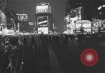 Image of Fifth Avenue New York City USA, 1950, second 26 stock footage video 65675041794