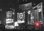 Image of Fifth Avenue New York City USA, 1950, second 54 stock footage video 65675041794