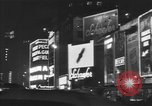 Image of Fifth Avenue New York City USA, 1950, second 58 stock footage video 65675041794