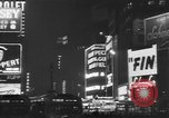 Image of Fifth Avenue New York City USA, 1950, second 62 stock footage video 65675041794