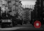 Image of Tenement area New York City USA, 1937, second 3 stock footage video 65675041801
