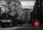 Image of Tenement area New York City USA, 1937, second 9 stock footage video 65675041801