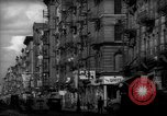 Image of Tenement area New York City USA, 1937, second 14 stock footage video 65675041801