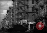 Image of Tenement area New York City USA, 1937, second 19 stock footage video 65675041801