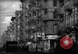 Image of Tenement area New York City USA, 1937, second 23 stock footage video 65675041801