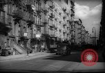 Image of Tenement area New York City USA, 1937, second 27 stock footage video 65675041801