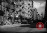 Image of Tenement area New York City USA, 1937, second 28 stock footage video 65675041801