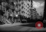 Image of Tenement area New York City USA, 1937, second 33 stock footage video 65675041801