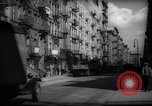 Image of Tenement area New York City USA, 1937, second 34 stock footage video 65675041801