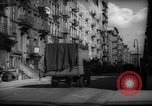 Image of Tenement area New York City USA, 1937, second 36 stock footage video 65675041801