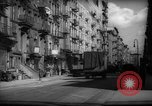 Image of Tenement area New York City USA, 1937, second 38 stock footage video 65675041801