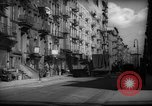 Image of Tenement area New York City USA, 1937, second 39 stock footage video 65675041801