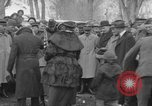 Image of Ferdinand Foch meets with Crow Native American Indians Montana United States USA, 1921, second 37 stock footage video 65675041803