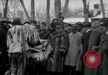Image of Ferdinand Foch meets with Crow Native American Indians Montana United States USA, 1921, second 51 stock footage video 65675041803