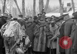 Image of Ferdinand Foch meets with Crow Native American Indians Montana United States USA, 1921, second 54 stock footage video 65675041803