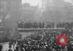 Image of Armistice Day celebration Paris France, 1918, second 27 stock footage video 65675041812