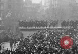 Image of Armistice Day celebration Paris France, 1918, second 28 stock footage video 65675041812