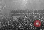 Image of Armistice Day celebration Paris France, 1918, second 32 stock footage video 65675041812