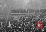 Image of Armistice Day celebration Paris France, 1918, second 34 stock footage video 65675041812