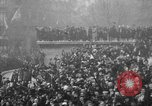 Image of Armistice Day celebration Paris France, 1918, second 35 stock footage video 65675041812