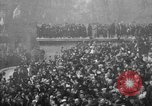 Image of Armistice Day celebration Paris France, 1918, second 36 stock footage video 65675041812