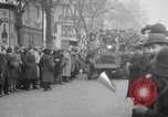 Image of Armistice Day celebration Paris France, 1918, second 38 stock footage video 65675041812