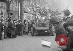 Image of Armistice Day celebration Paris France, 1918, second 39 stock footage video 65675041812