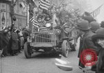 Image of Armistice Day celebration Paris France, 1918, second 40 stock footage video 65675041812