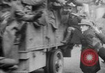 Image of Armistice Day celebration Paris France, 1918, second 42 stock footage video 65675041812