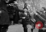 Image of Armistice Day celebration Paris France, 1918, second 43 stock footage video 65675041812