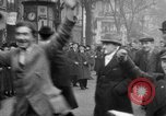 Image of Armistice Day celebration Paris France, 1918, second 44 stock footage video 65675041812