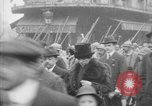 Image of Armistice Day celebration Paris France, 1918, second 49 stock footage video 65675041812