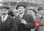 Image of Armistice Day celebration Paris France, 1918, second 53 stock footage video 65675041812