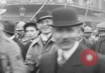 Image of Armistice Day celebration Paris France, 1918, second 54 stock footage video 65675041812