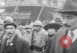 Image of Armistice Day celebration Paris France, 1918, second 55 stock footage video 65675041812
