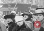 Image of Armistice Day celebration Paris France, 1918, second 56 stock footage video 65675041812