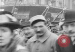 Image of Armistice Day celebration Paris France, 1918, second 57 stock footage video 65675041812